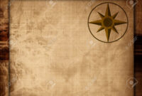 Blank Treasure Map Clipart within Blank Pirate Map Template