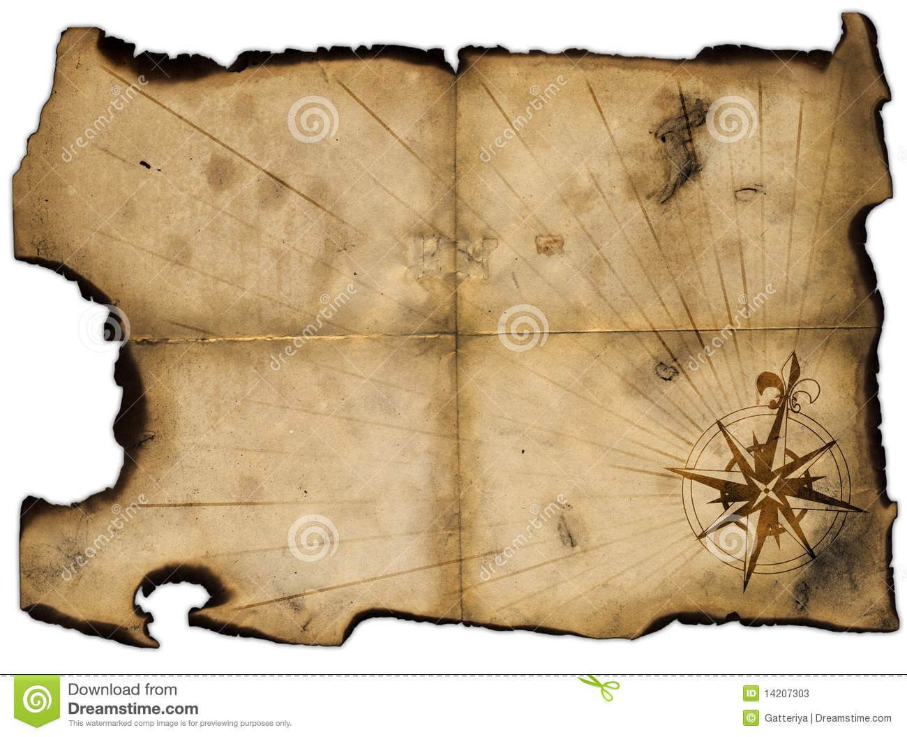 Blank Treasure Map Template - Videotekaalex.tk | Pirate Maps Inside Blank Pirate Map Template