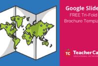 Blank Tri-Fold Brochure Template – Google Slides Free Download for Tri Fold Brochure Template Google Docs