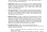 Book Report Sample College Level Example Of Nonfiction inside Book Report Template High School