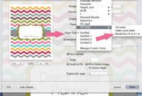 Borderless Certificate Templates ] – Custom Paper Invoices within Borderless Certificate Templates
