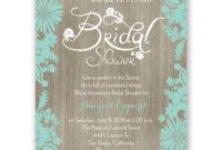 Bridal-Shower-Invitations-Blank-Templates | Cheap Bridal throughout Blank Bridal Shower Invitations Templates