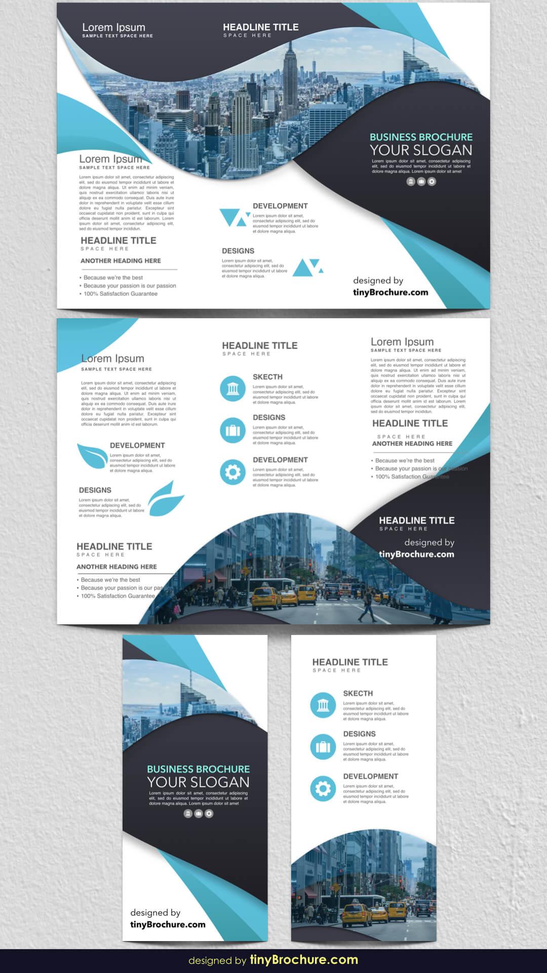 Brochure Template Google Docs | Graphic Design Brochure Within Google Docs Tri Fold Brochure Template