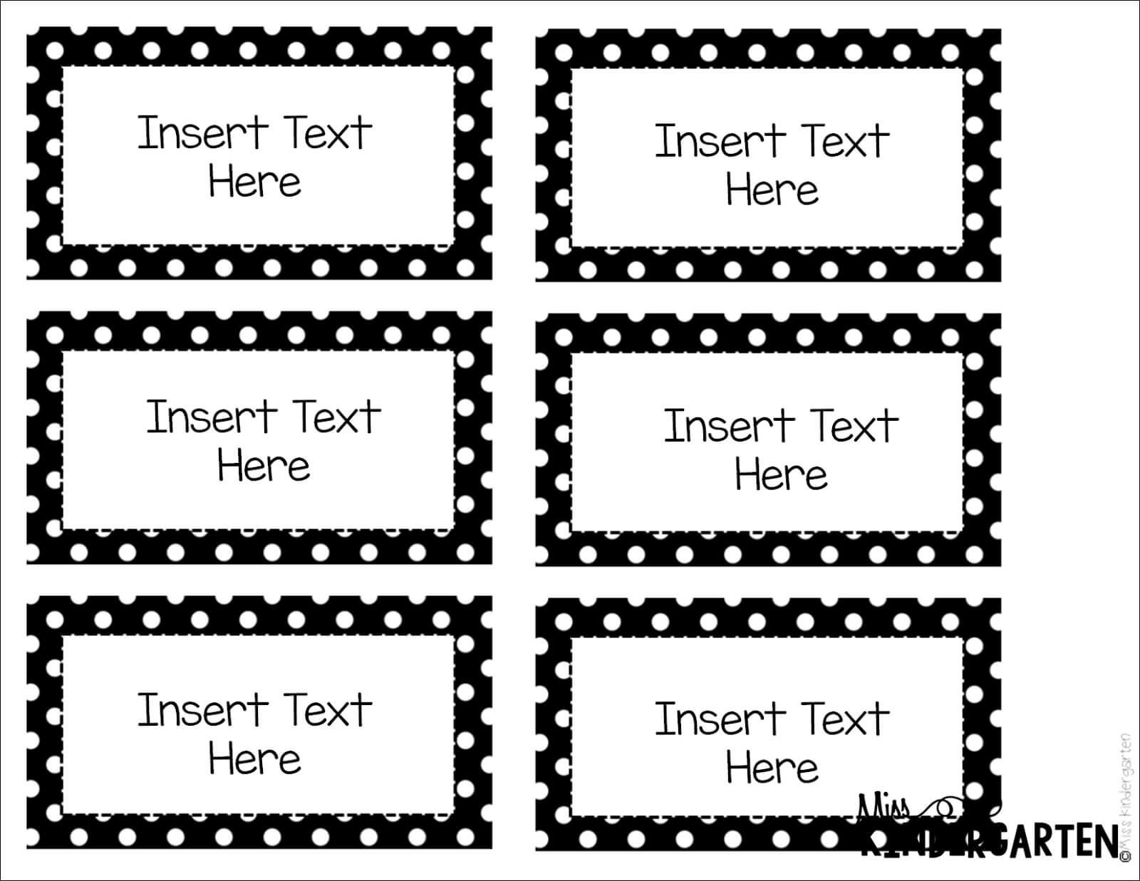 Bulletin Board | Free Label Templates, Word Wall Labels For Bulletin Board Template Word