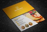 Bundle Restaurant Business Card #restaurant, #bundle, #card inside Food Business Cards Templates Free