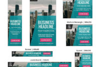 Business 002 – Html5 Ad Animated Banner #71312 | Web Banner throughout Animated Banner Template