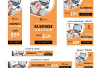 Business 003 Html5 Ad Animated Banner #71596 | Banner, Ads within Animated Banner Template