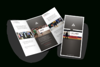 Business Brochure Design Template | Free Psd Download inside Creative Brochure Templates Free Download