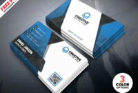 Business Card Design Psd Templatespsd Freebies On Dribbble intended for Psd Name Card Template