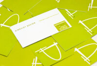 Business Card Design with Kinkos Business Card Template