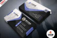Business Card Psd Template Psd | Psdfreebies pertaining to Visiting Card Psd Template