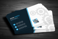 Business Card Template Free Download – Maxpoint Hridoy for Free Bussiness Card Template