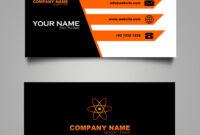 Business Card Template Free Downloads Psd Fils.   Free with Download Visiting Card Templates