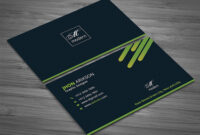 Business Card Templateakhtar Jahan On Dribbble pertaining to Buisness Card Templates