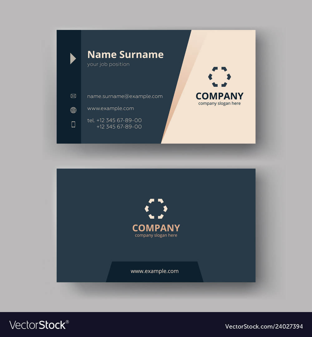 Business Card Templates Inside Buisness Card Templates
