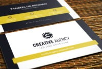 Business Cards Template – Free Downloadtanzeel Ur Rehman throughout Download Visiting Card Templates