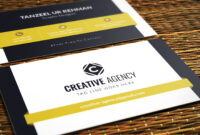 Business Cards Template – Free Downloadtanzeel Ur Rehman with regard to Visiting Card Templates Download