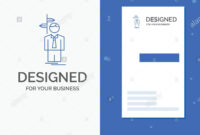 Business Logo For Arrow, Choice, Choose, Decision, Direction Throughout Decision Card Template
