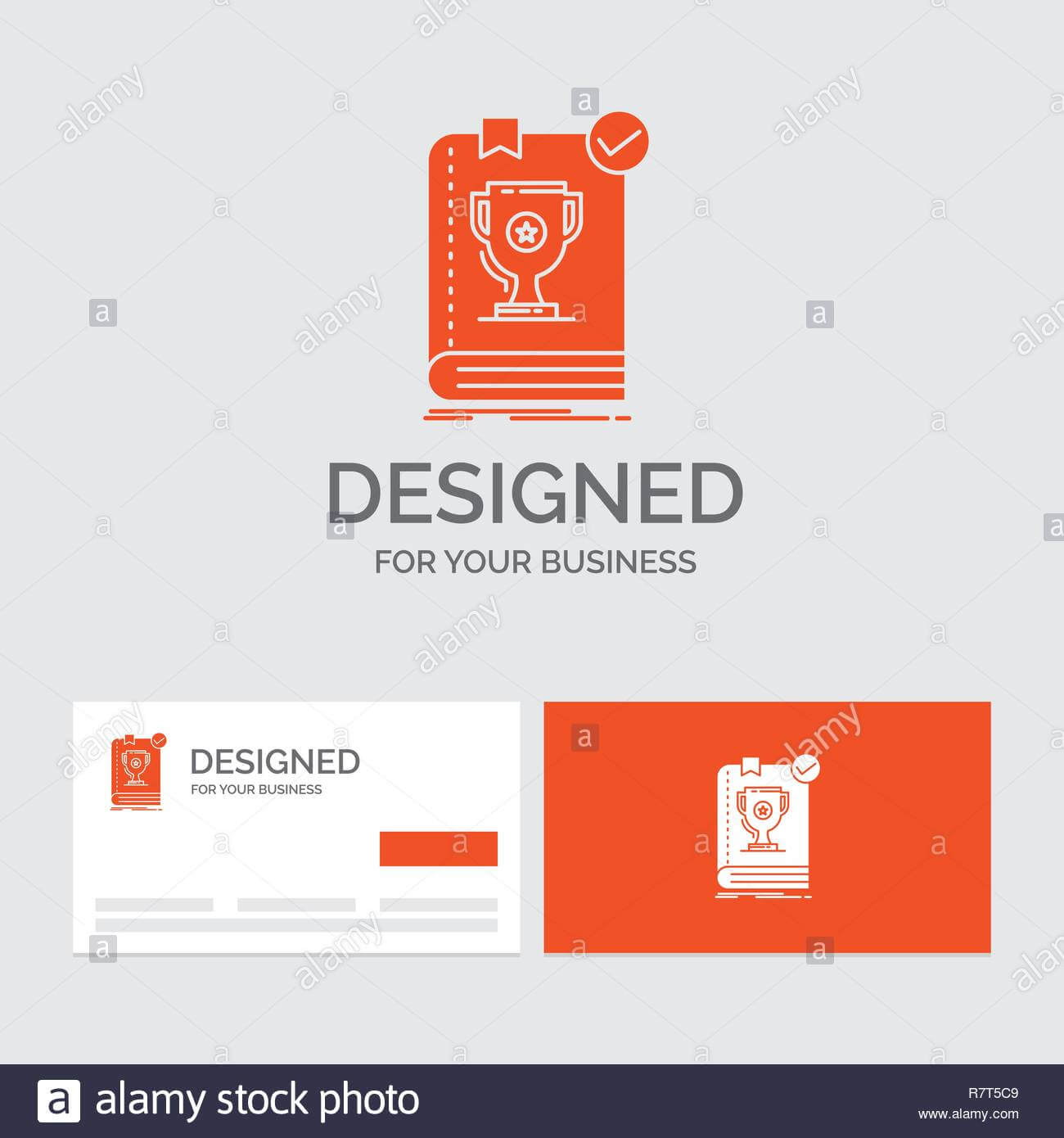 Business Logo Template For 554, Book, Dominion, Leader, Rule For Dominion Card Template