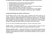 Business Report Templates Format Examples ᐅ Template Lab throughout Report Writing Template Download