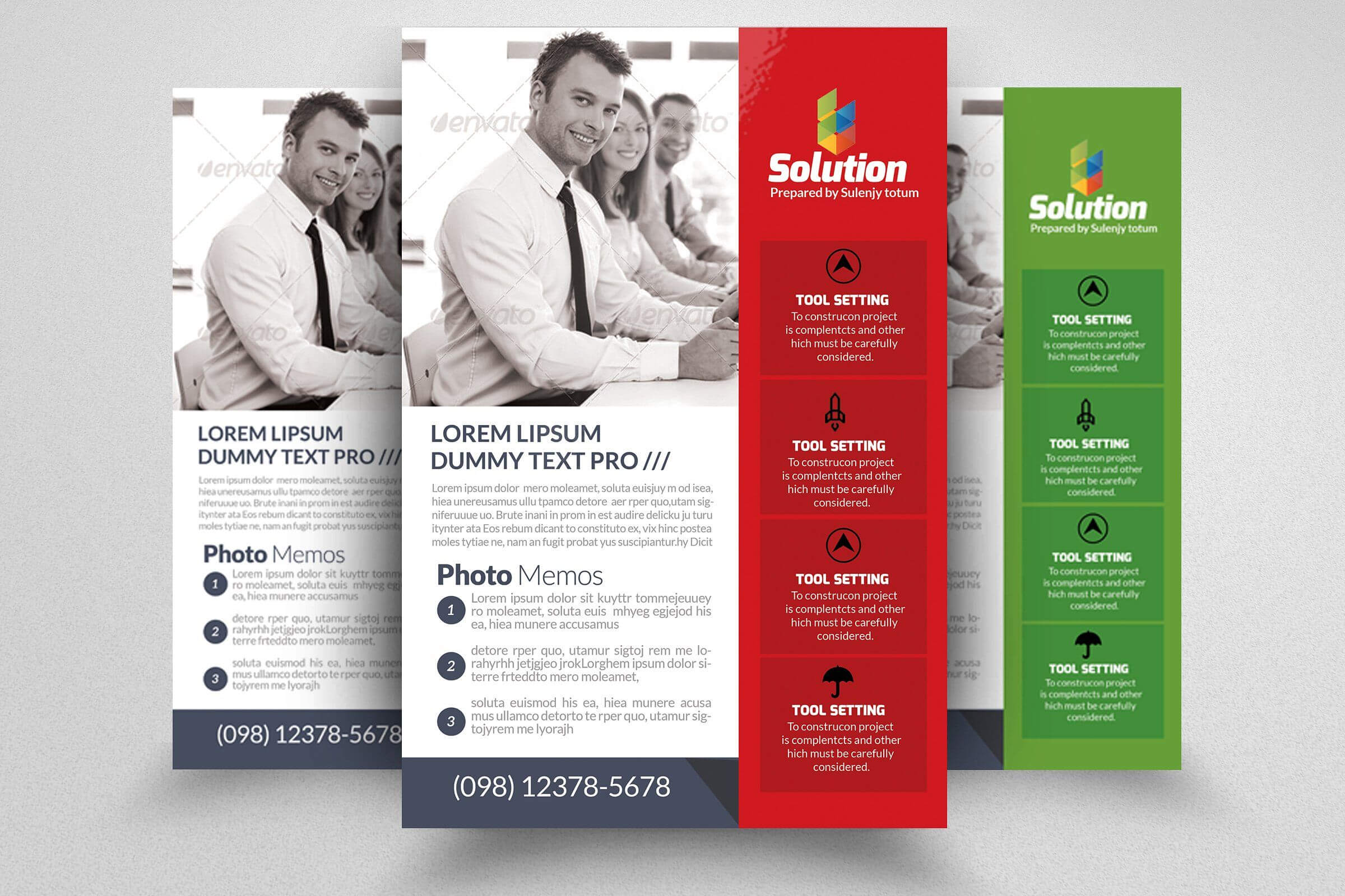 Business Training Agency Flyerbusiness Flyers On Within Training Brochure Template