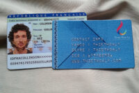 Buy France Id Card Online | License Makers For French Id Card Template