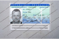 Buy French Original Id Card Online, Fake National Id Card Of Throughout French Id Card Template
