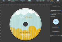 Cd And Dvd Label Software For Mac | Swift Publisher inside Cd Liner Notes Template Word