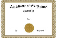 Certificate Border Vector Free Download At Getdrawings with regard to High Resolution Certificate Template
