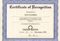 Certificate Of Achievement Template Word Audit Sample regarding Life Saving Award Certificate Template