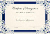 Certificate-Template-Free-Blue-2016 in Anniversary Certificate Template Free