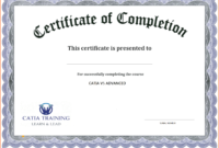 Certificate Template Free Printable – Free Download | Free with regard to Free Printable Graduation Certificate Templates