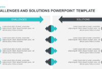 Challenges & Solutions Powerpoint Template – Slidebazaar regarding Powerpoint Template Resolution