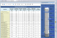 Check Stresses Before Testing | Codeware with Hydrostatic Pressure Test Report Template