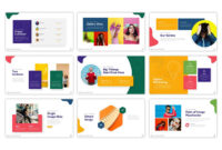 Cheerful – Attractive Powerpoint Template #75495 inside Pretty Powerpoint Templates