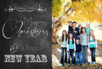 Chelsea Peterson Photography: Free Christmas Card Templates inside Free Christmas Card Templates For Photographers