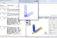 Chempute Software  Finite Element Analysis For Piping / Vessels In Fea Report Template