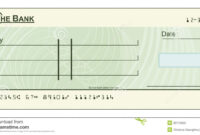 Cheque Template. Bank Cheque Template Get Domain Pictures pertaining to Fun Blank Cheque Template