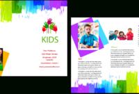 Child Care Brochure Template 9 regarding Daycare Brochure Template