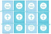 Christening Banner Template Free ] – Baptism Invitations within Christening Banner Template Free