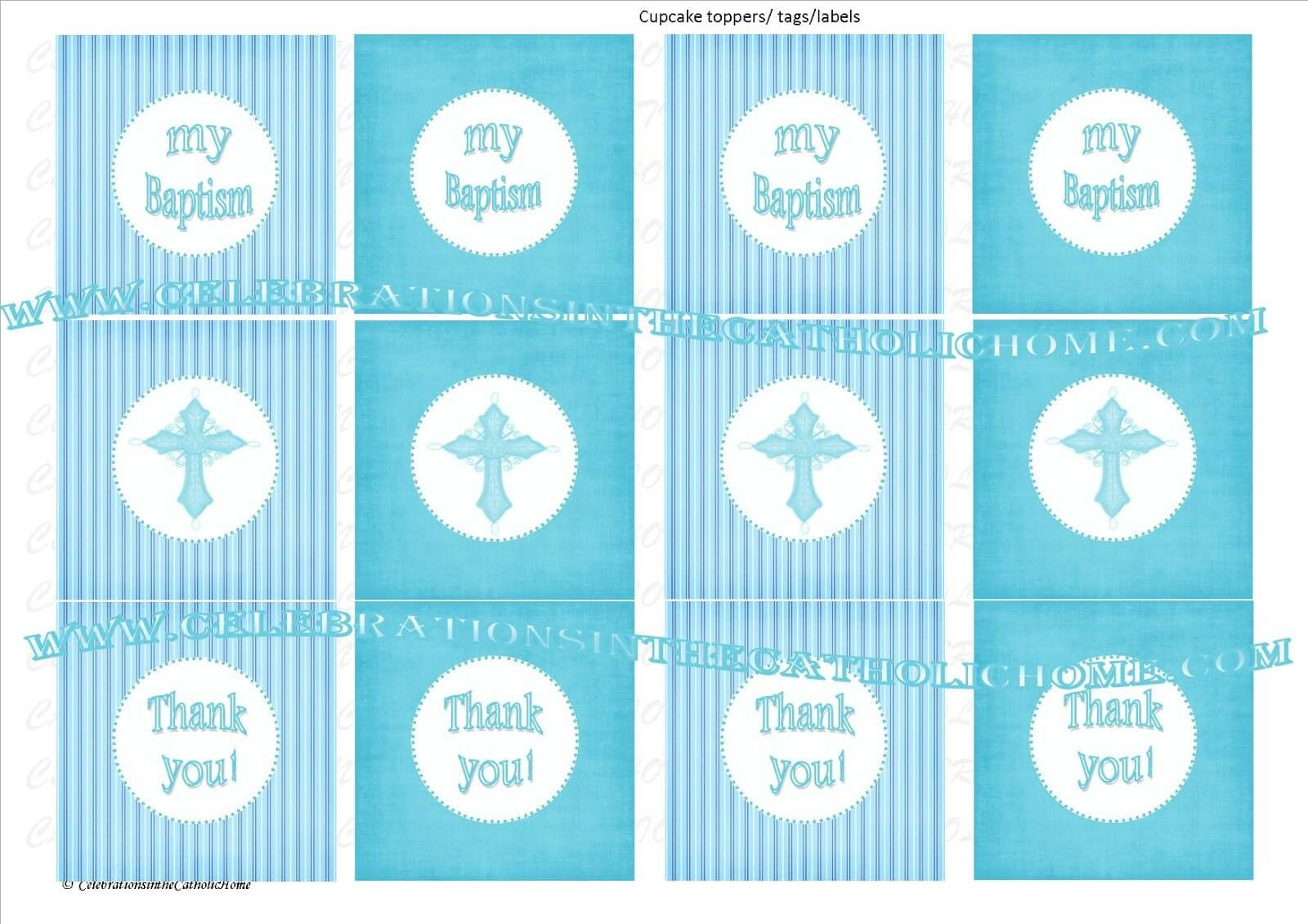Christening Banner Template Free ] - Baptism Invitations Within Christening Banner Template Free