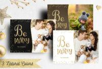 Christmas Card Template Photographernifty Fairy with Holiday Card Templates For Photographers
