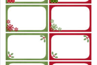 Christmas Card Templates To Print – Zimer.bwong.co with regard to Christmas Note Card Templates