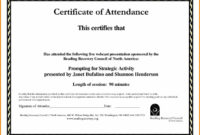 Christmas Gift Ideas For Toddler Girl – Pittsburgh Fashion Décor within Certificate Of Attendance Conference Template