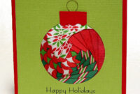 Christmas Ornament If | Iris Paper Folding, Iris Folding throughout Iris Folding Christmas Cards Templates
