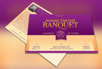 Church Banquet Invitation Templategodserv Designs inside Church Invite Cards Template
