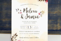 Church Invite Cards : Church Fundraising Invitation Cards for Church Wedding Invitation Card Template