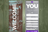 Church Visitor Card Template Word Best Of 3 5×9 Psd regarding Church Visitor Card Template