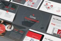 Cirna – Multimedia Powerpoint Templateslidefactory On with Multimedia Powerpoint Templates