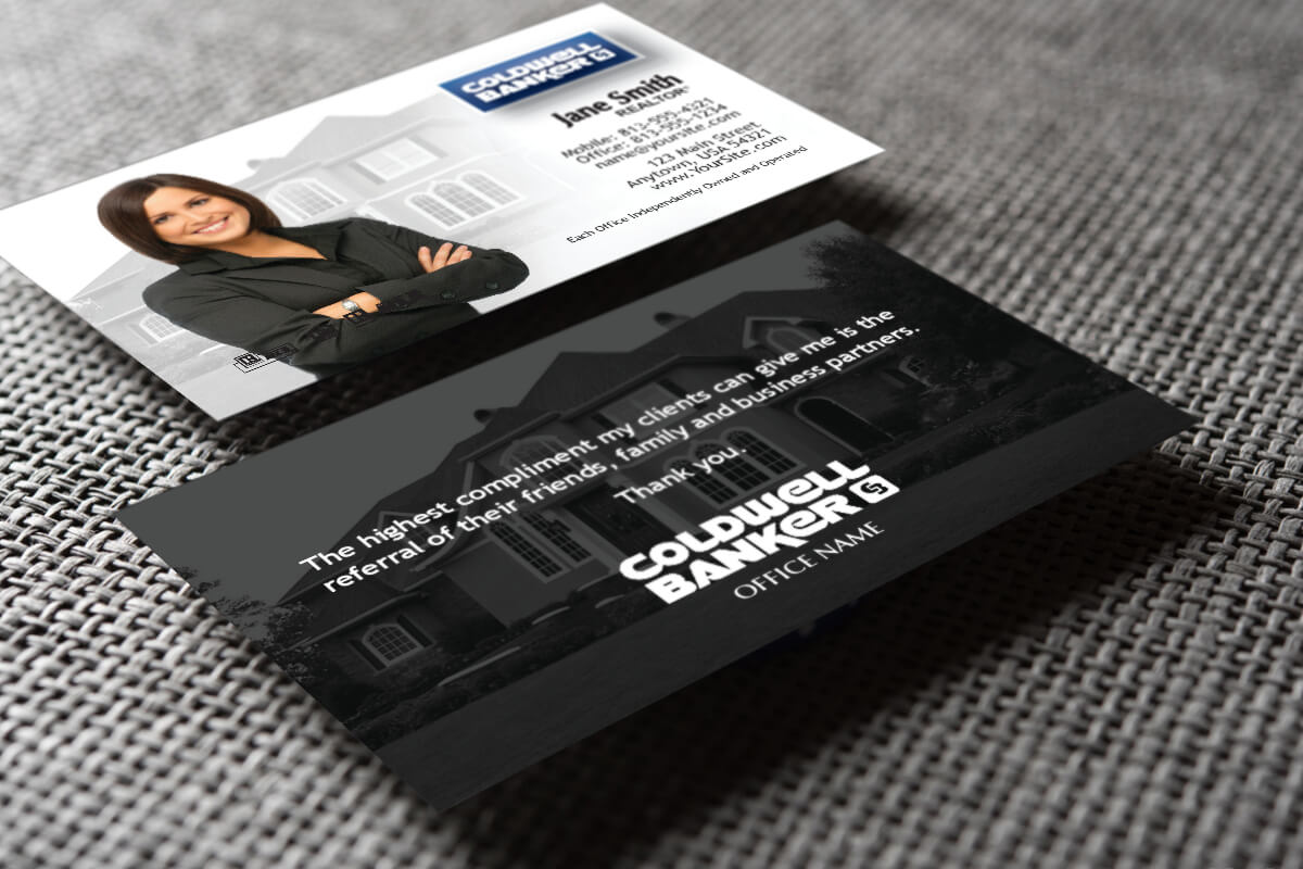 Coldwell Banker Realtors, Do You Need A New Business Card Pertaining To Coldwell Banker Business Card Template